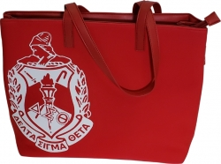 View Buying Options For The Buffalo Dallas Delta Sigma Theta Expandable Tote Bag