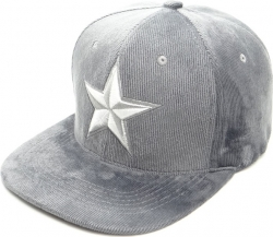 View Buying Options For The Nautical Star Corduroy Snapback Mens Cap