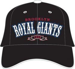 View Buying Options For The Brooklyn Royal Giants Legends S2 Mens Baseball Cap