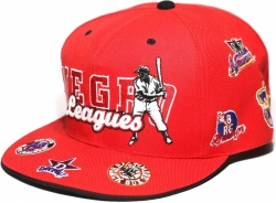 View Buying Options For The Big Boy Negro League Baseball Commemorative S45 Mens Fitted Cap