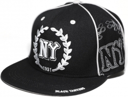 View Buying Options For The Big Boy New York Black Yankees Polo S14 Mens Cap