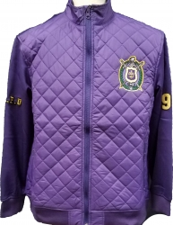 View Buying Options For The Buffalo Dallas Omega Psi Phi On Court Mens Jacket