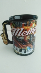 View Buying Options For The Elvis Presley Memphis Piano Sax Ceramic Mug [Pre-Pack]