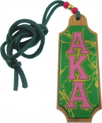 View Buying Options For The Alpha Kappa Alpha Domed Medallion