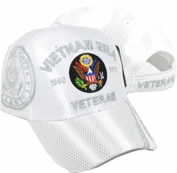 View Buying Options For The Vietnam Era Army Veteran Shadow Jersey Mesh Mens Cap