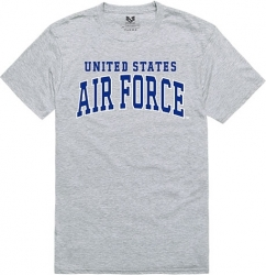 View Buying Options For The RapDom USAF Graphic Relaxed Mens Tee