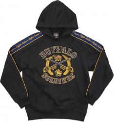 View Buying Options For The Big Boy Buffalo Soldiers S4 Pullover Mens Hoodie