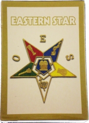 View Buying Options For The Eastern Star Symbol Playing Card Deck