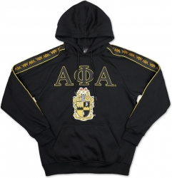 View Buying Options For The Big Boy Alpha Phi Alpha Divine 9 S4 Mens Pullover Hoodie