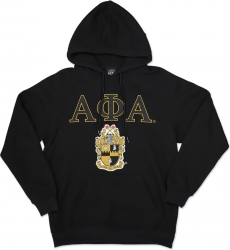 View Buying Options For The Big Boy Alpha Phi Alpha Divine 9 S5 Pullover Mens Hoodie