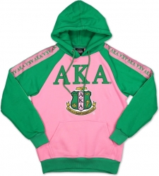 View Buying Options For The Big Boy Alpha Kappa Alpha Divine 9 S4 Pullover Ladies Hoodie