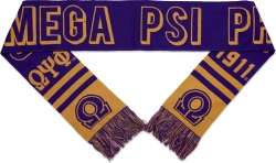 View Buying Options For The Big Boy Omega Psi Phi Divine 9 S5 Mens Scarf