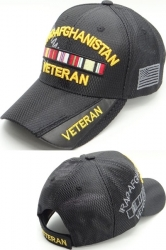 View Buying Options For The Iraq-Afghanistan Veteran Ribbons Jersey Mesh Shadow Mens Cap
