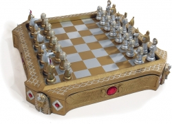 View Buying Options For The King Tut Deluxe Chess Set