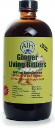 View Buying Options For The AIH Ginger Living Bitters Detox and Energy Beverage