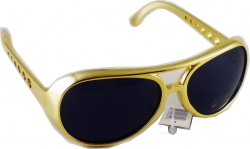 View Buying Options For The Elvis Presley Vegas Costume Mens Big Sunglasses