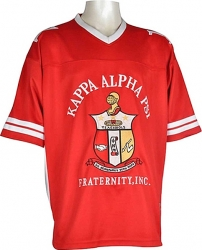 View Buying Options For The Kappa Alpha Psi Fraternity, Inc. Mens Football Jersey