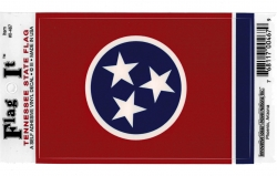 View Buying Options For The Tennessee State Flag Car Decal Sticker [Pre-Pack]