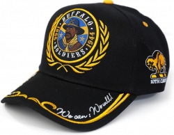 View Buying Options For The Big Boy Buffalo Soldiers S47 Mens Cap
