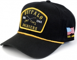 View Buying Options For The Big Boy Buffalo Soldiers S53 Mens Cap