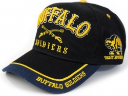 View Buying Options For The Big Boy Buffalo Soldiers S41 Mens Cap