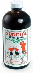 View Buying Options For The Sundial Traditional African Manback Toni