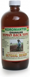 View Buying Options For The Sundial Koromantee Ghanaian Woman Back Tonic