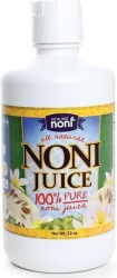 View Buying Options For The Healing Noni All Natural 100% Pure Noni Juice