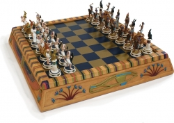View Buying Options For The Isis Deluxe Chess Set