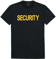 View Buying Options For The RapDom Security Text Relaxed Graphic Mens Tee