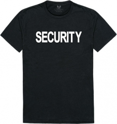 View Buying Options For The RapDom Security Text Graphic Relaxed Mens Tee