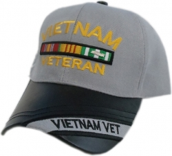 Vietnam Era Veteran U S Eagle Logo Mens Cap The