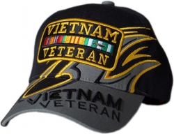 View Buying Options For The US Honor Vietnam Veteran Bar Shark Fin Mens Hat