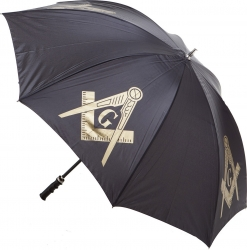View Buying Options For The Mason Symbol Jumbo Umbrella