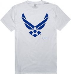 View Buying Options For The RapDom Air Force Wing Graphic Mens Tee