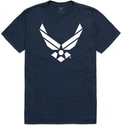 View Buying Options For The RapDom Air Force Wings Graphic Relaxed Mens Tee