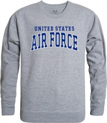 View Buying Options For The RapDom United States Air Force Graphic Mens Crewneck Sweatshirt