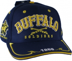 View Buying Options For The Buffalo Soldiers Commemorative Mens Cap