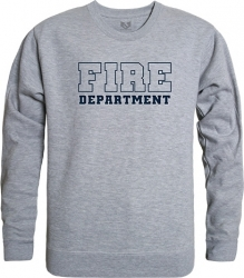 View Buying Options For The RapDom Fire Department Graphic Mens Crewneck Sweatshirt