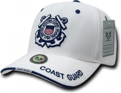 View Buying Options For The RapDom U.S. Coast Guard Military Mens Cap