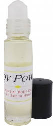 View Buying Options For The Baby Powder Roll-On Body Oil