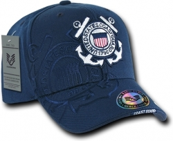 View Buying Options For The RapDom U.S. Coast Guard Shadow Mens Cap