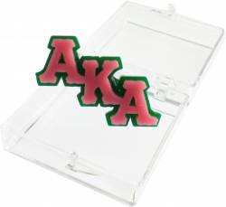 View Buying Options For The Alpha Kappa Alpha Small Lapel Pin