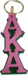 View Buying Options For The Alpha Kappa Alpha Large Letter Mirror Keychain