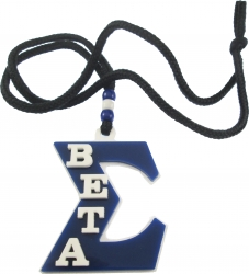 View Buying Options For The Phi Beta Sigma Big Letter Symbol Medallion