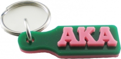 View Buying Options For The Alpha Kappa Alpha Mini Paddle Keychain