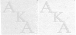 View Buying Options For The Alpha Kappa Alpha Tail Light Decals [Pre-Pack]