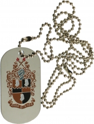 View Buying Options For The Alpha Phi Alpha Double Sided Dog Tag