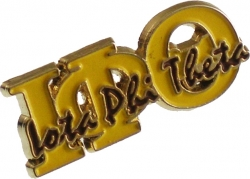 View Buying Options For The Iota Phi Theta Signature Lapel Pin