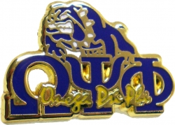 View Buying Options For The Omega Psi Phi Bulldog New Image Lapel Pin